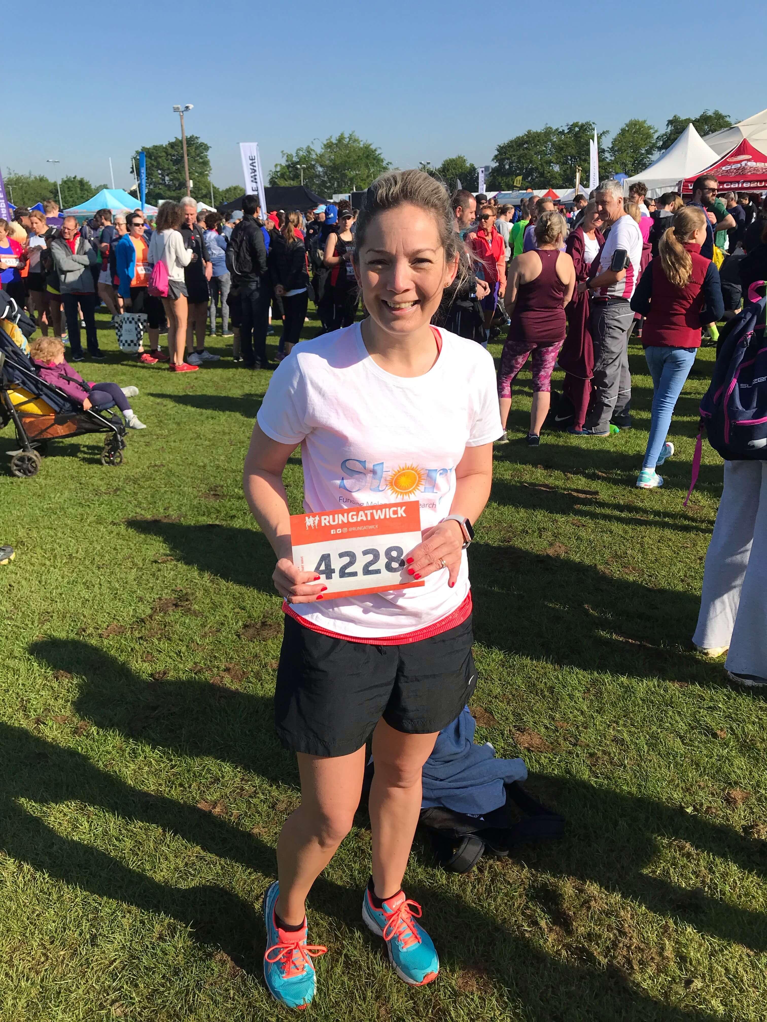 Gatwick Half Marathon Run